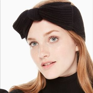 Kate spade winter headband
